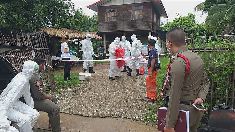 Lao man in Isaan died of tuberculosis, not Covid-19 | News by Thaiger