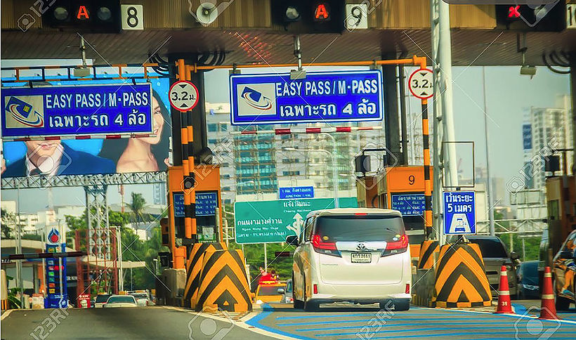 """""""Free-flow"""" tech to eliminate Bangkok's toll gate barriers 