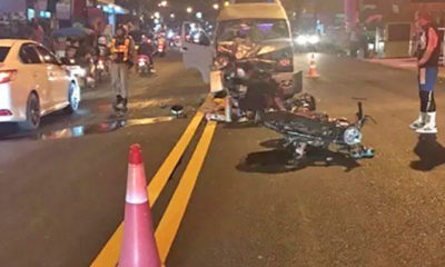 Austrian man dies in head-on collision in Phuket | Thaiger