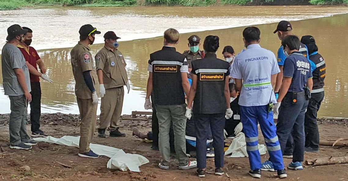 Woman's body pulled from Mae Ping River in Chiang Mai   News by Thaiger