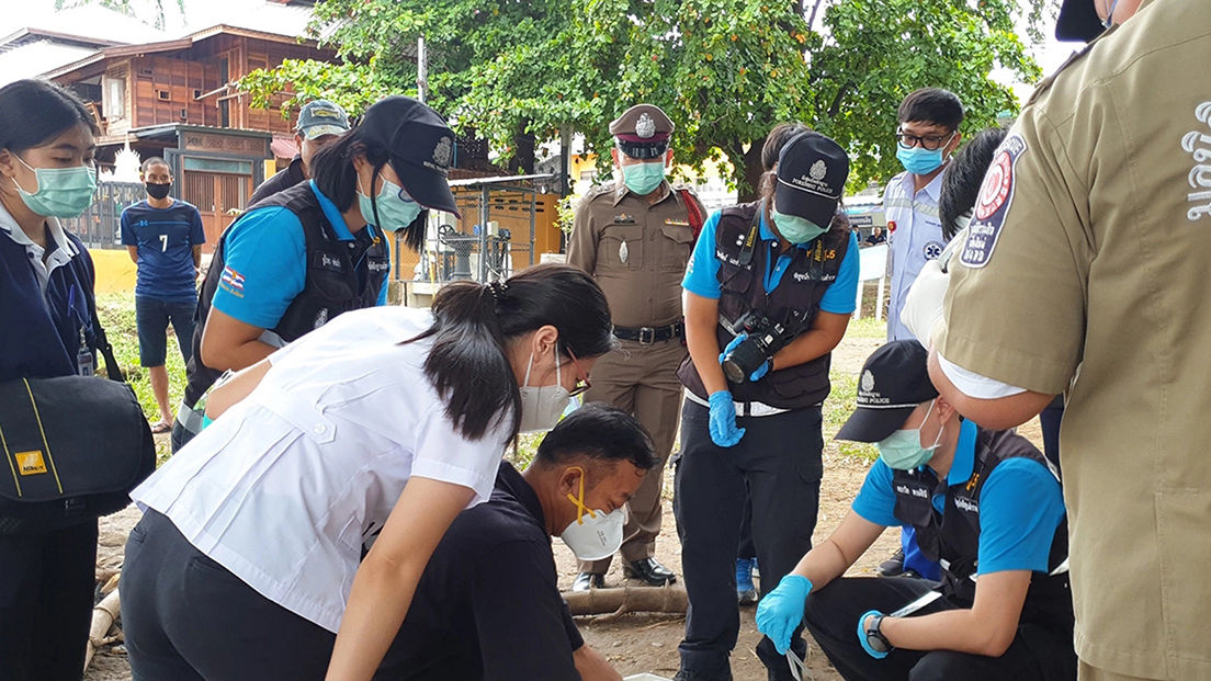 Woman's body pulled from Mae Ping River in Chiang Mai | Thaiger