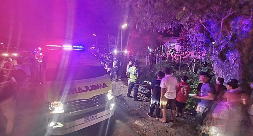 Nakhon Si Thammarat crash kills 3, including pregnant woman | News by Thaiger