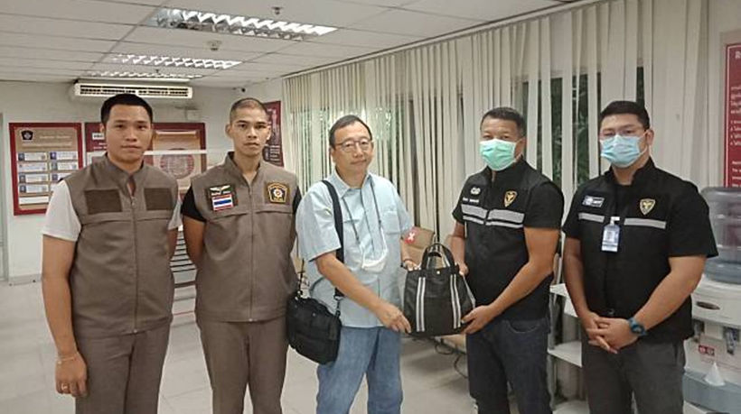 Thieving Suvarnabhumi cabbie nabbed   News by Thaiger
