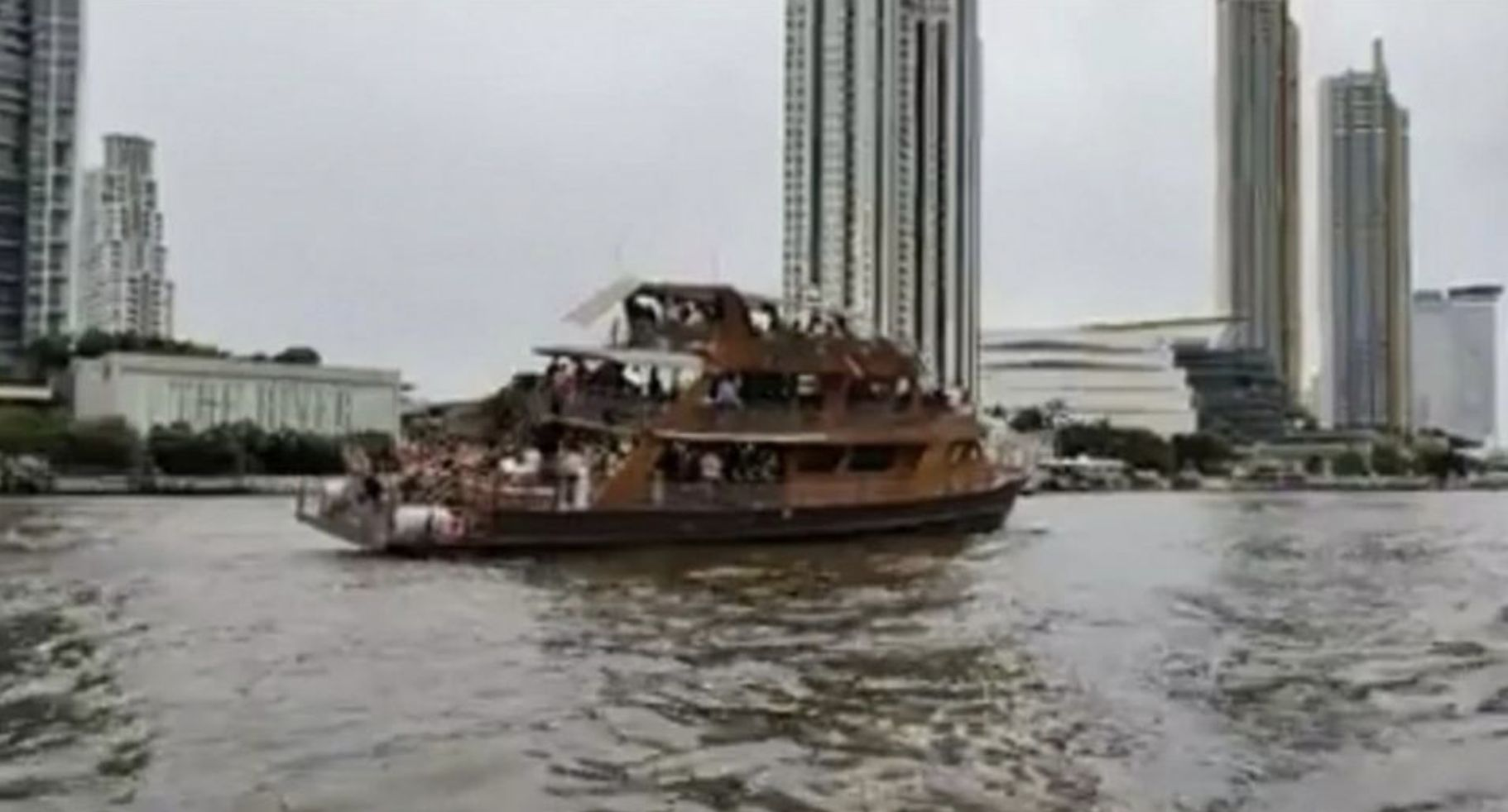 Investigations begin into the sinking of Chao Phraya dinner cruise boat | News by Thaiger