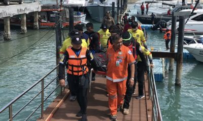1 more body found, 3 remain missing. Koh Samui ferry disaster. | The Thaiger