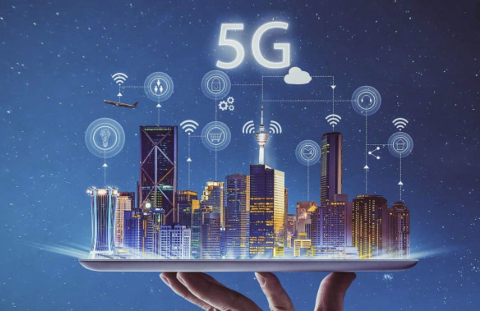 10 new 5G towers under construction in Nong Prue, Pattaya