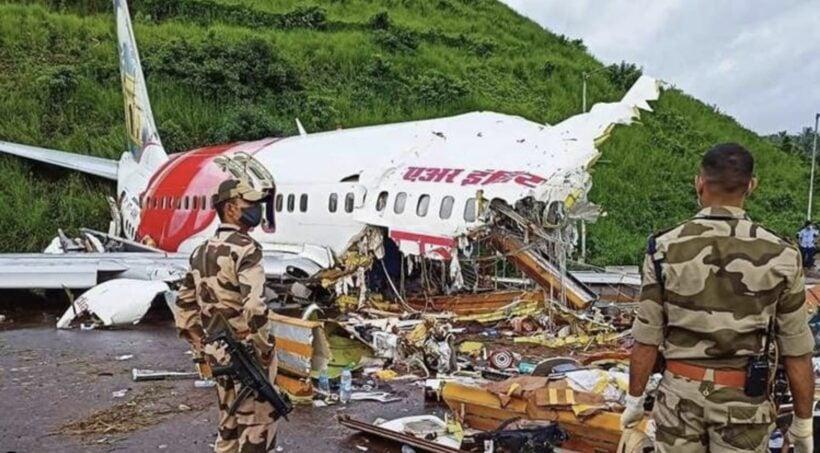 UPDATE: 18 dead, dozens injured in Air India crash | Thaiger
