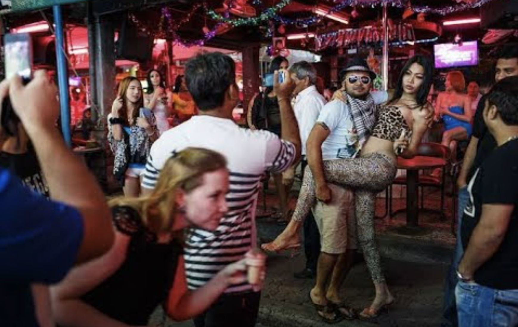 Pattaya's Walking Street. Will it return to high rents and high heels? | News by Thaiger