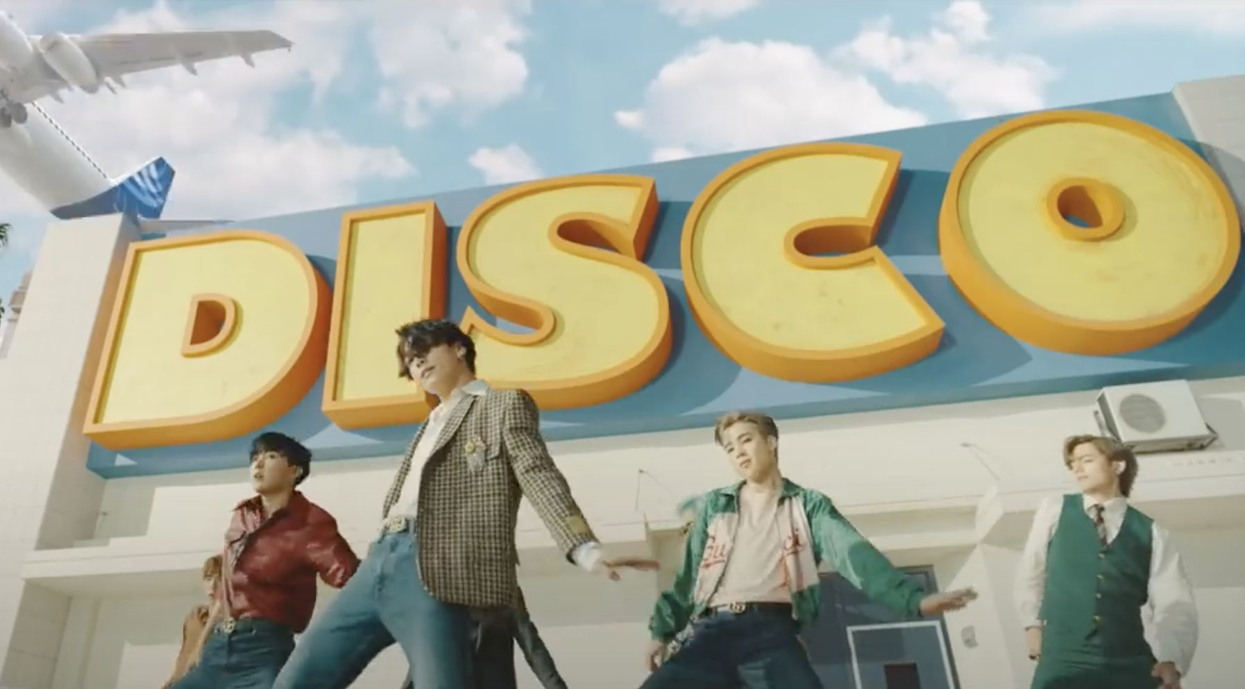 BTS release their first all-English track 'Dynamite', and it's a disco bop! | Thaiger