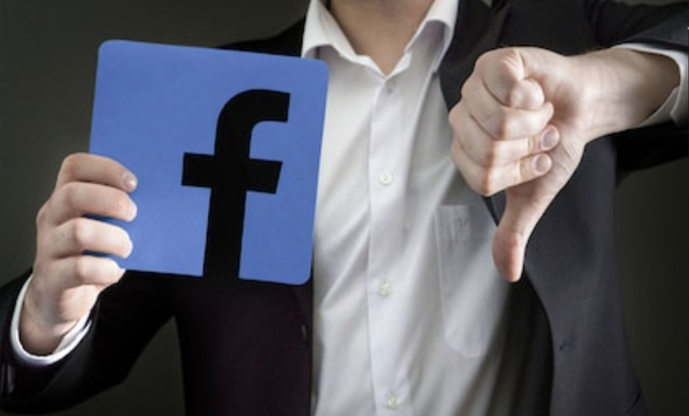 Amnesty International accuses Facebook of caving in to Thai Government   Thaiger