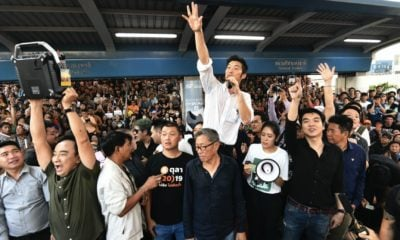 Should foreigners go to protests and get involved in Thai politics? | The Thaiger