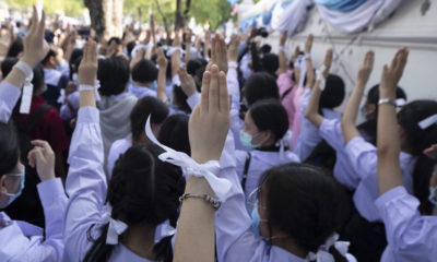 Student representatives accuse teachers of bullying, call on Education Ministry to act | Thaiger