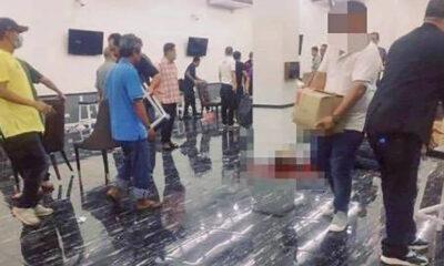 Bangkok casino gunman's killer surrenders, confesses | The Thaiger