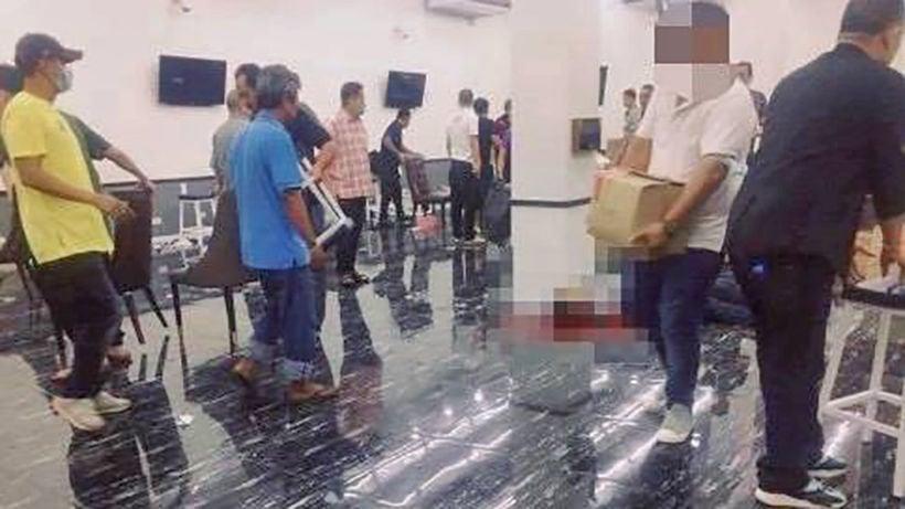 Bangkok casino gunman's killer surrenders, confesses | Thaiger