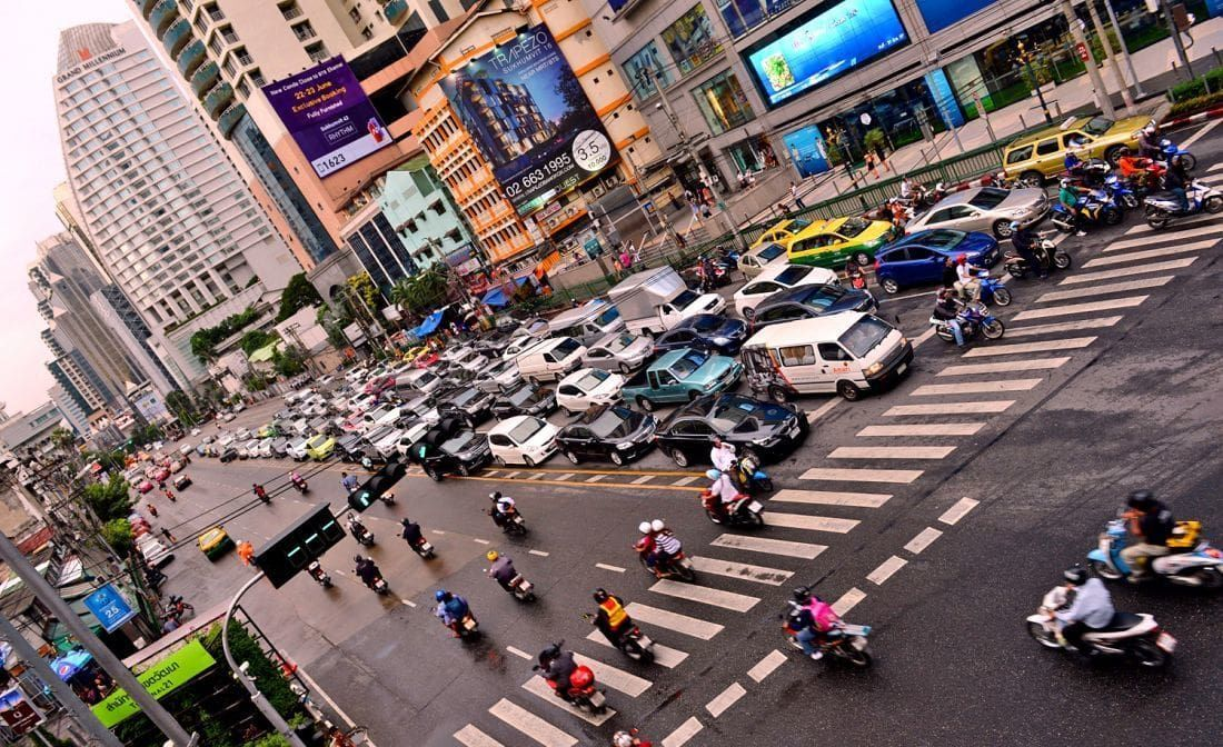 """""""Thailand's economy will take 2-3 years to recover"""" – Krungthai   Thaiger"""