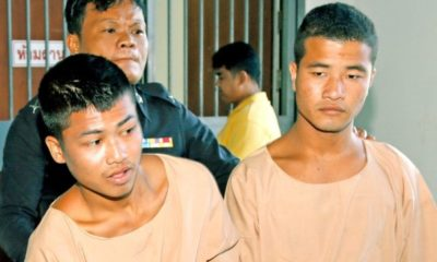 Royal pardon for 2 Burmese men in Koh Tao backpacker murder case | Thaiger
