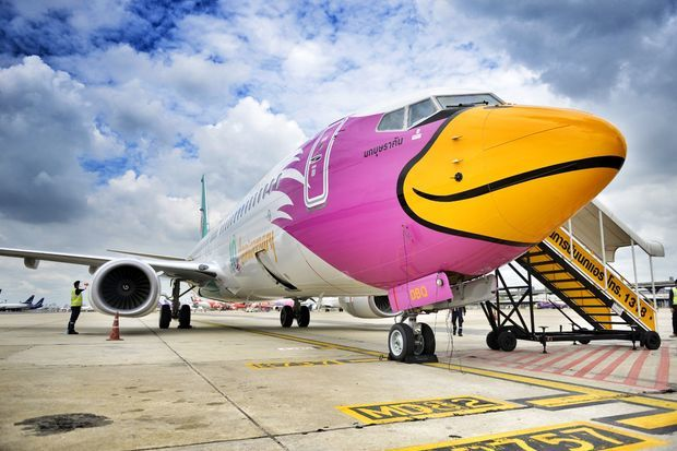 Nok Air blames some of its losses on MPs who don't show up for flights | Thaiger