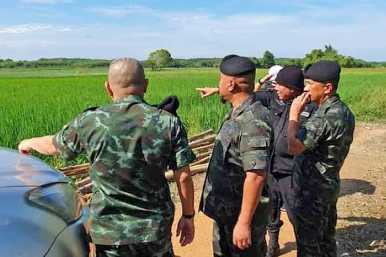 4 suspected insurgents shot dead in Pattani   News by Thaiger