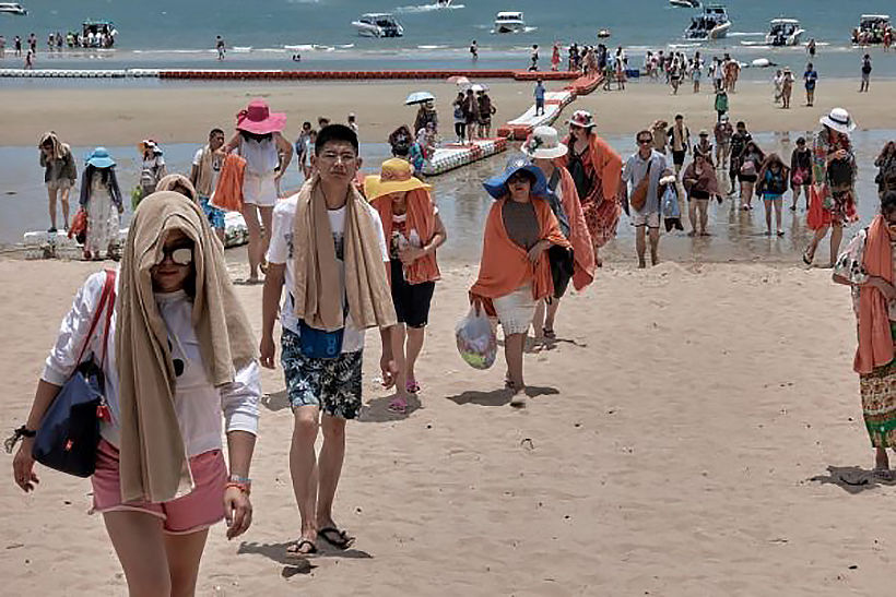 Survey: China travel may take a year to recover | Thaiger