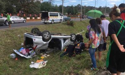 Officials deny plans to make elderly drivers re-take tests in order to keep licences | Thaiger