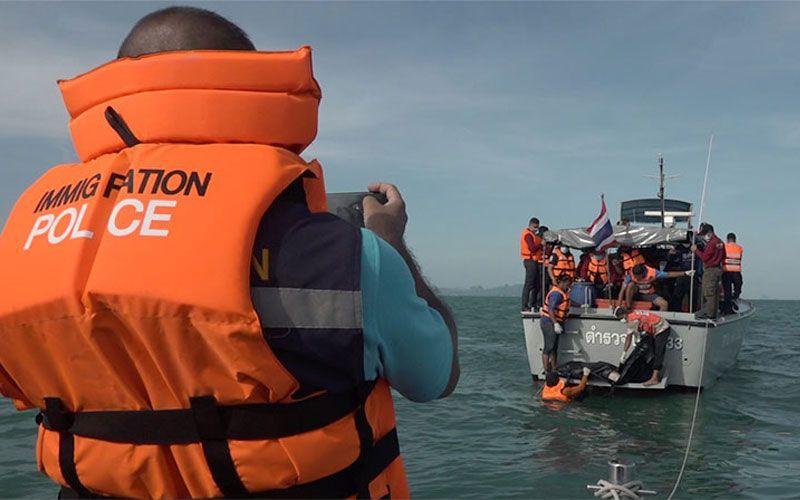 Last bodies found in sunken Koh Samui ferry   Thaiger