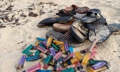 Pattani company turns marine debris into new shoes | The Thaiger
