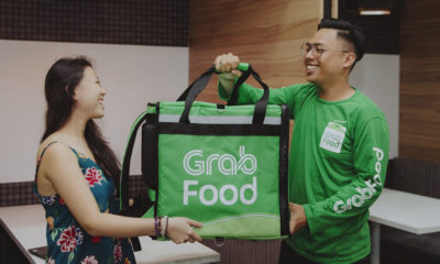 GrabFood hungry for more customers | Thaiger