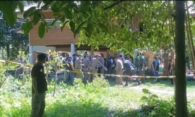 Gunfire exchange kills alleged drug dealer, injures 3 police | Thaiger
