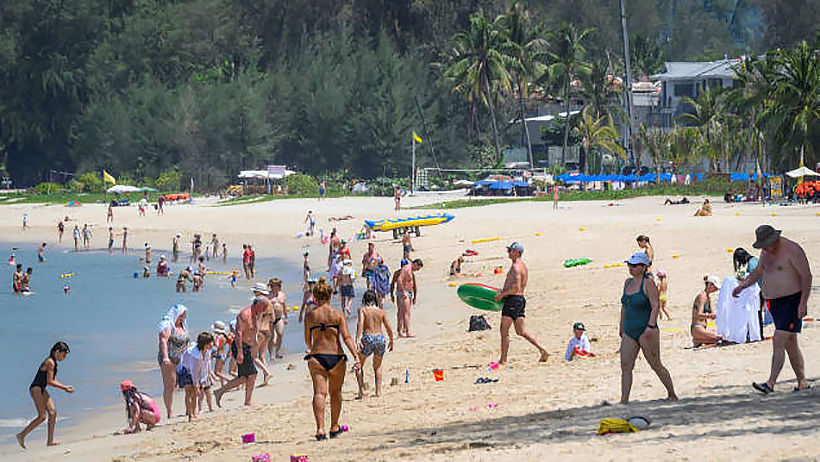 Phuket pushes to open doors to vaccinated international tourists by October | Thaiger