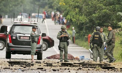 Southern insurgency State of Emergency order extended another 3 months | The Thaiger