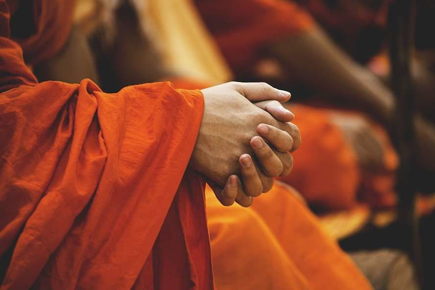 Monk allegedly sexually abused 12 year old boy   Thaiger