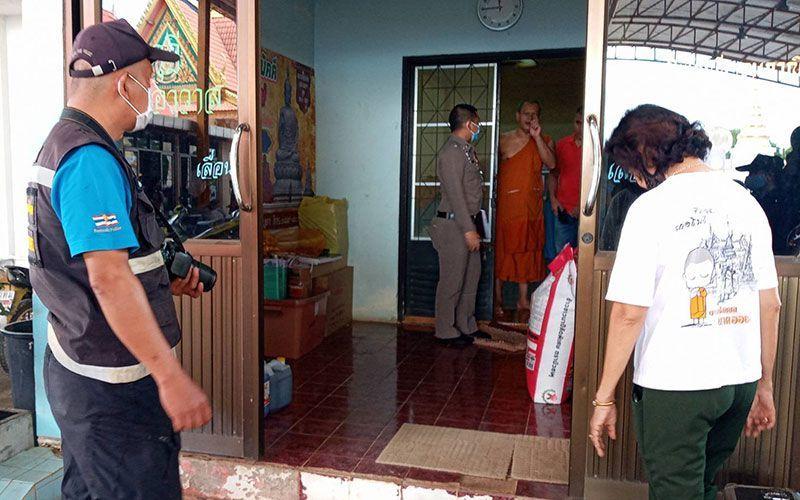 Monk's room ransacked, 10 million baht worth of gems taken | Thaiger