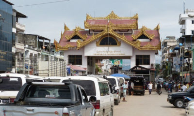 Border securty tightened as Myanmar virus cases surge | Thaiger