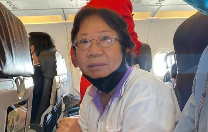 Retired nurse helps choking passenger on Thai AirAsia flight | Thaiger