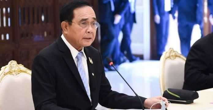 PM Prayut says rewriting Thai constitution has always been on his to-do list | Thaiger