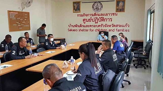 19 year old arrested for allegedly recruiting teens for prostitution   Thaiger