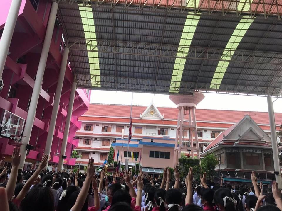 Don't break the law, Thai education minister warns student protesters | Thaiger