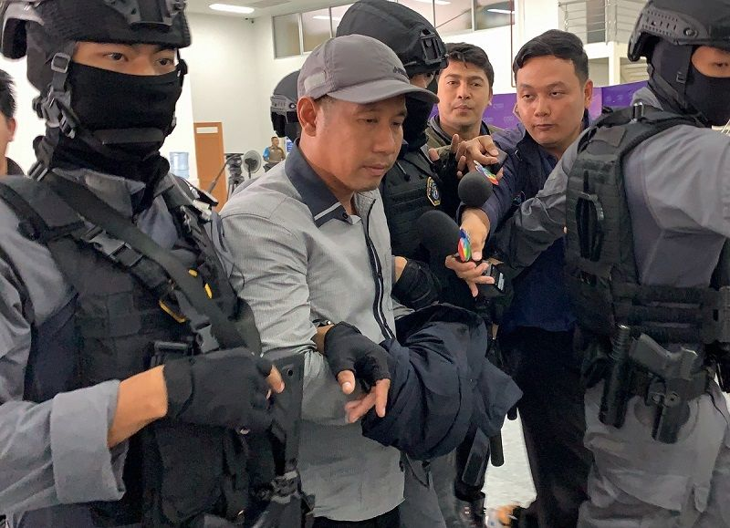 Lop Buri mass shooter gets death penalty | Thaiger