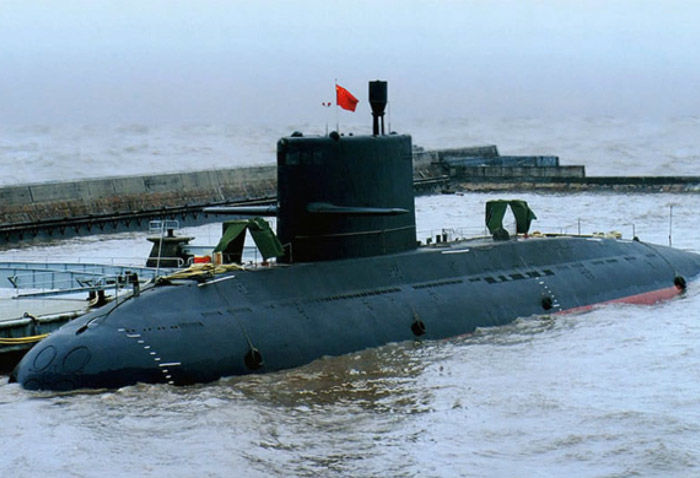 Royal Thai Navy front media today to explain purchase of 2 Chinese submarines | Thaiger