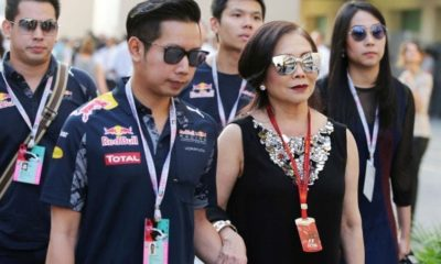 Thai court issues a new arrest warrant for 'Boss' Yoovidhya | Thaiger