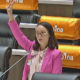 "Progressive MP raises ""3 finger salute"" in Parliament | The Thaiger"