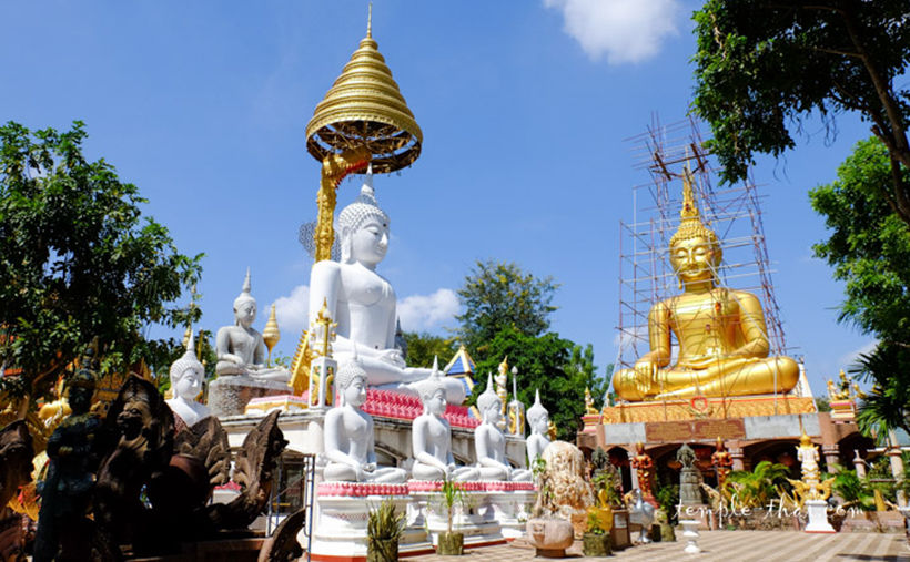 Authorities say religious conflict not behind beheading of Pattani Buddha image   Thaiger
