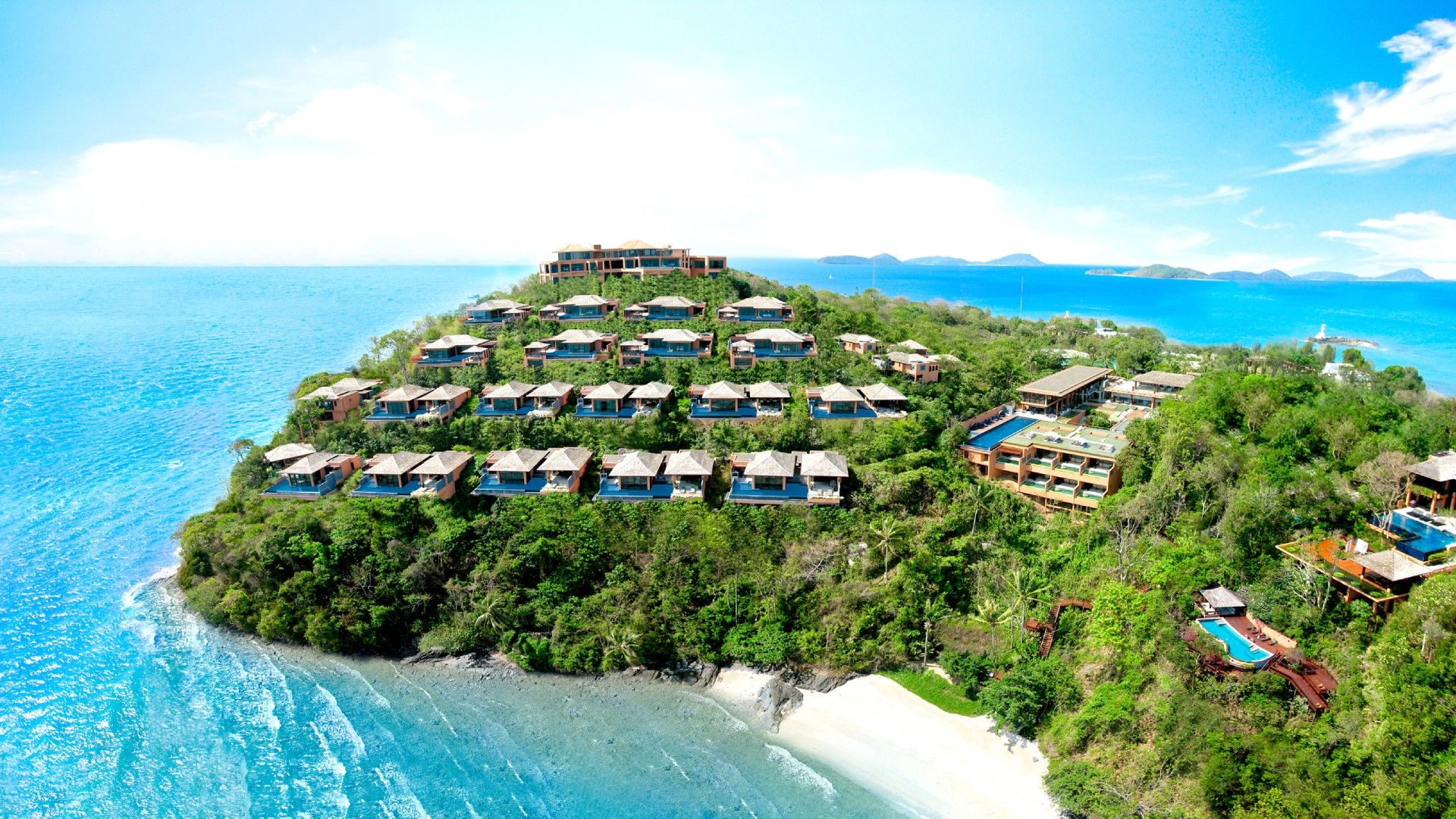 Phuket's Sri Panwa Resort's land title deed to be investigated for legality by DSI | News by Thaiger