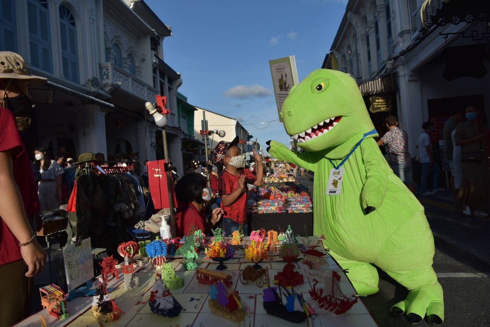 Thai tourism cavalcade rolls into town to get feedback on Phuket Model | Thaiger