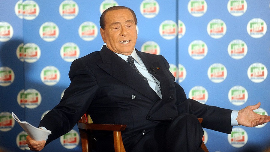 Former Italian leader Berlusconi tests positive for Covid-19 | Thaiger