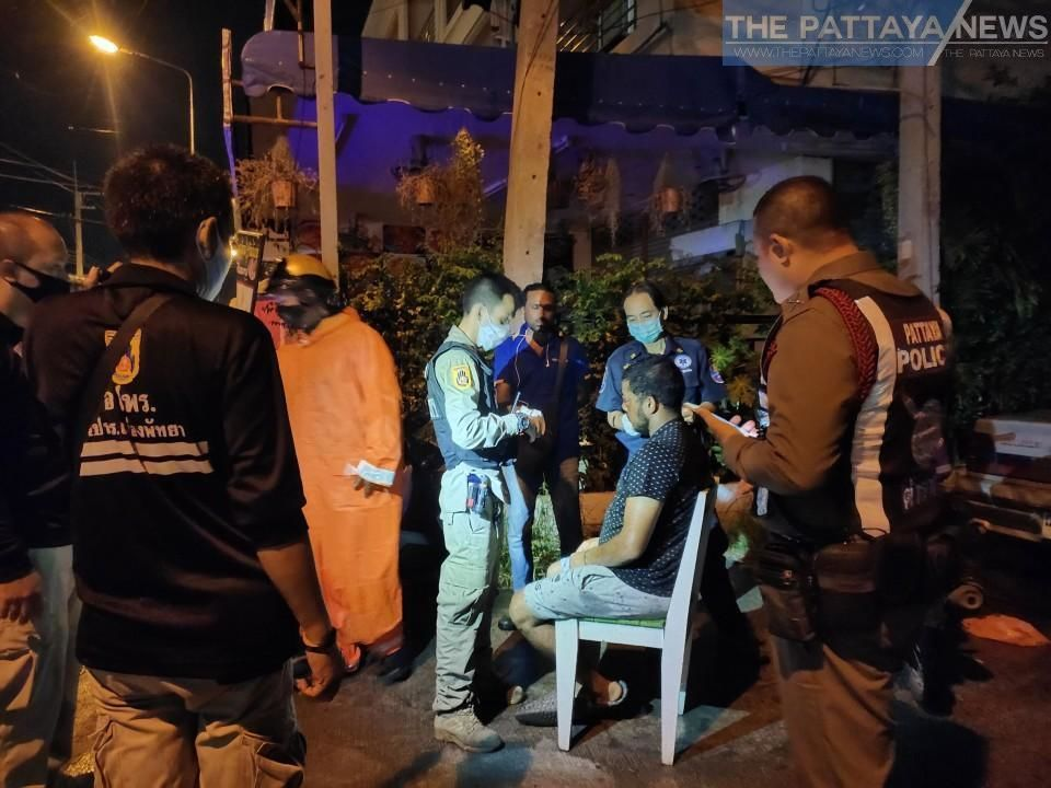 Burmese man seriously injured after violent attack in Pattaya | Thaiger