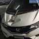 Car damaged by construction debris falling from high-rise building in Pattaya   The Thaiger