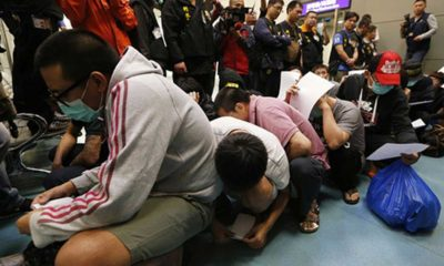 48 Thais deported from Malaysia after serving prison sentences | The Thaiger