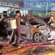 15 luxury cars destroyed in Bangkok garage fire | Thaiger