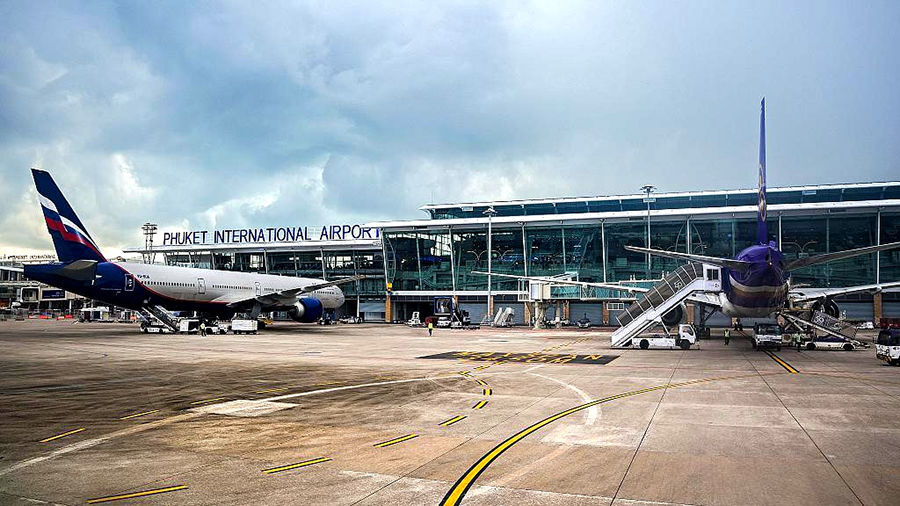 Phuket Airport prepares for eventual launch of tourist pilot project | Thaiger